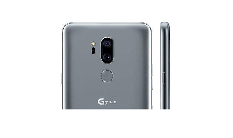 LG G7 ThinQ全面曝光 续航不足或成最大亮点 智能公会