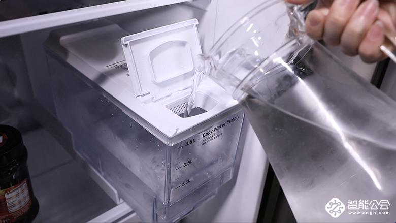 拜托了制冰吧!三星美式致酷冰箱熬过酷暑就靠你了 智能公会