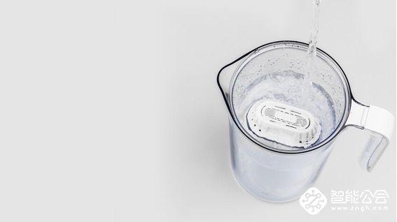 轻松享用好水 小米生态链推出小米米家滤水壶售价99元 智能公会