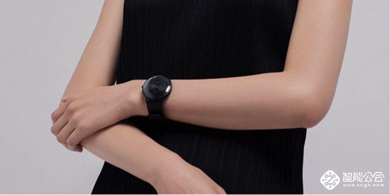 时尚百搭仅售349元 米家石英表发布 智能公会