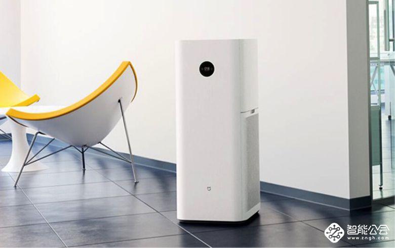 一年只需换一次 米家空气净化器 MAX滤芯上市开售349元 智能公会