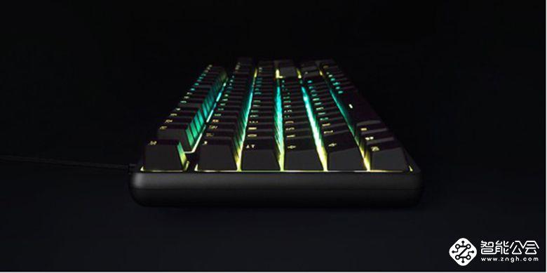 助力精彩操作 小米游戏键盘发布售229元 智能公会