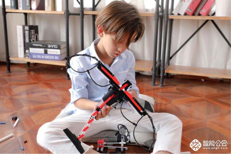 探索积木的机械世界 69元米兔积木动力机械发布 智能公会