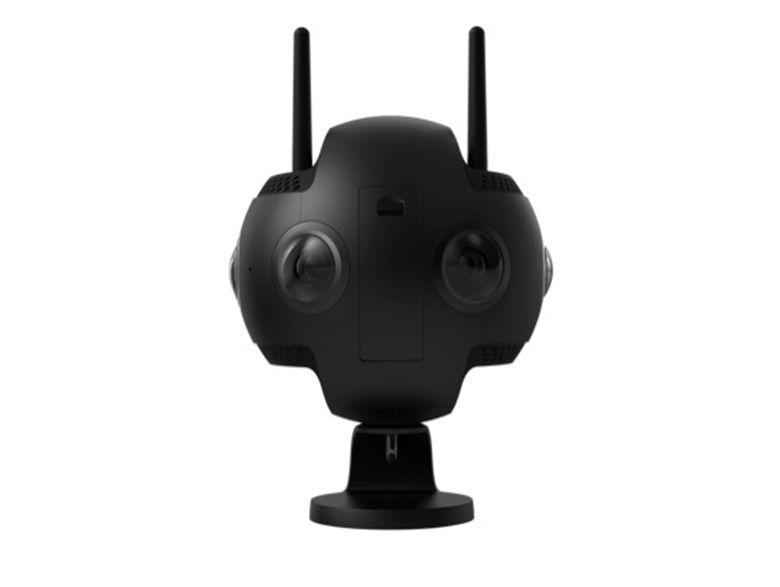 VR影像新动力 8K全景相机Insta360 Pro 2正式发布 智能公会