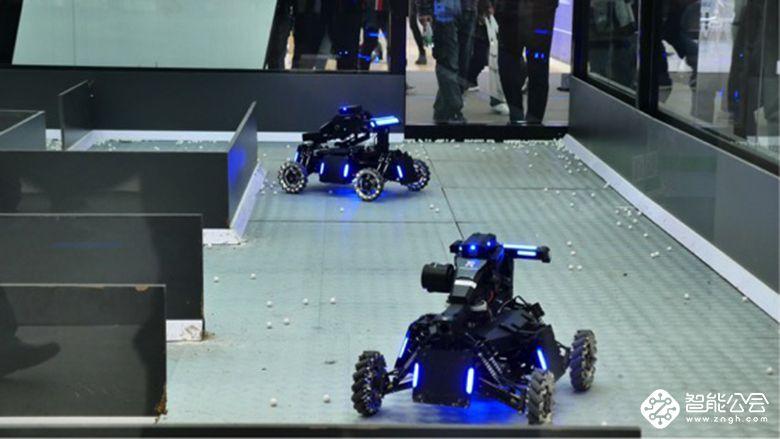 突破智能边际 AWE极果科技公园再次开启 智能公会