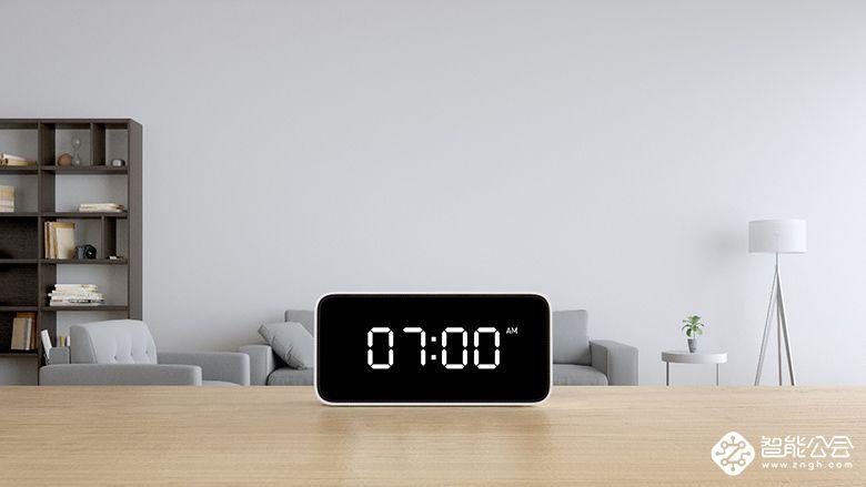 既是闹钟也是生活助理 小米小爱智能闹钟发布售149元 智能公会