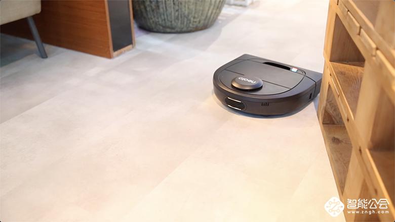 来自硅谷的聪明清洁工 neato D3s智能扫地机究竟有多神奇? 智能公会