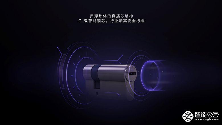 小米米家智能门锁发布:众筹售价999元包安装 智能公会