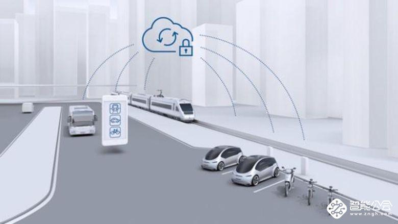 博世携新技术亮相2019CES 物联网让城市更和谐 智能公会