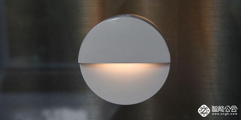多灯联动按序点亮 米家飞利浦蓝牙夜灯开售 智能公会