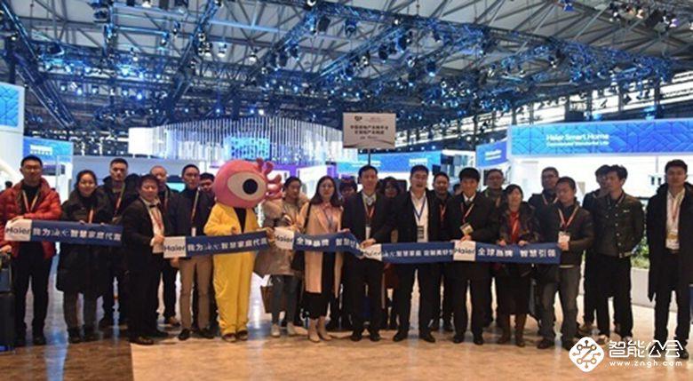 国内外三大协会联手 AWE2019前瞻未来厨房 智能公会