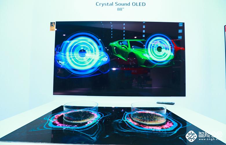 显示黑科技引爆AWE 下一个时代就看OLED 智能公会
