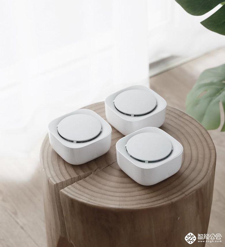 3个装众筹价99元!获iF设计奖的米家驱蚊器再推新品 智能公会