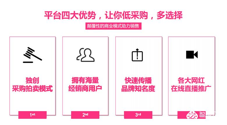 创新化妆品采购模式 采拍App重磅发布 智能公会