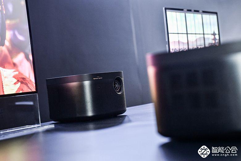 投影行业感官革命 极米发布4K和1080P投影新品 智能公会