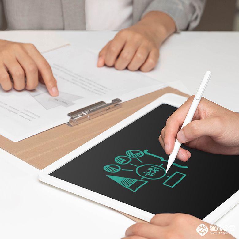 助力小米开学季 小米推出液晶小黑板和新款电动牙刷 智能公会