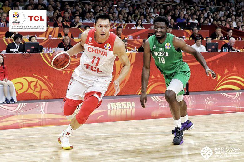 热血永不冷却 TCL坚定支持中国男篮奋勇向前 智能公会