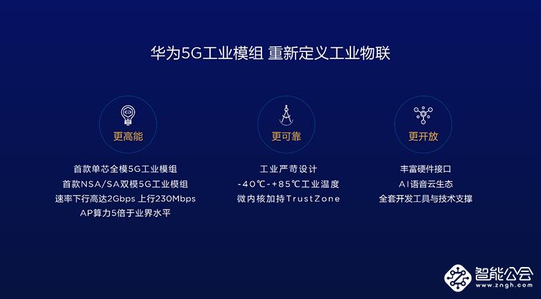 5G与IoT成果再落地 华为5G终端及全场景新品发布会隆重举行 智能公会
