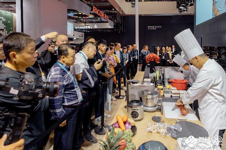 博世家电再携高端进口产品亮相进博会 开启一站式厨房新体验 智能公会