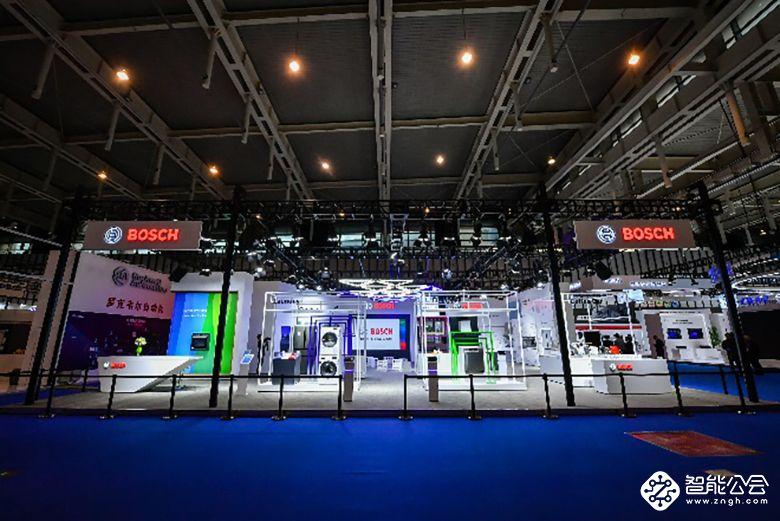 博西家电积极践行工业4.0    以先进智能制造技术领航行业创新 智能公会