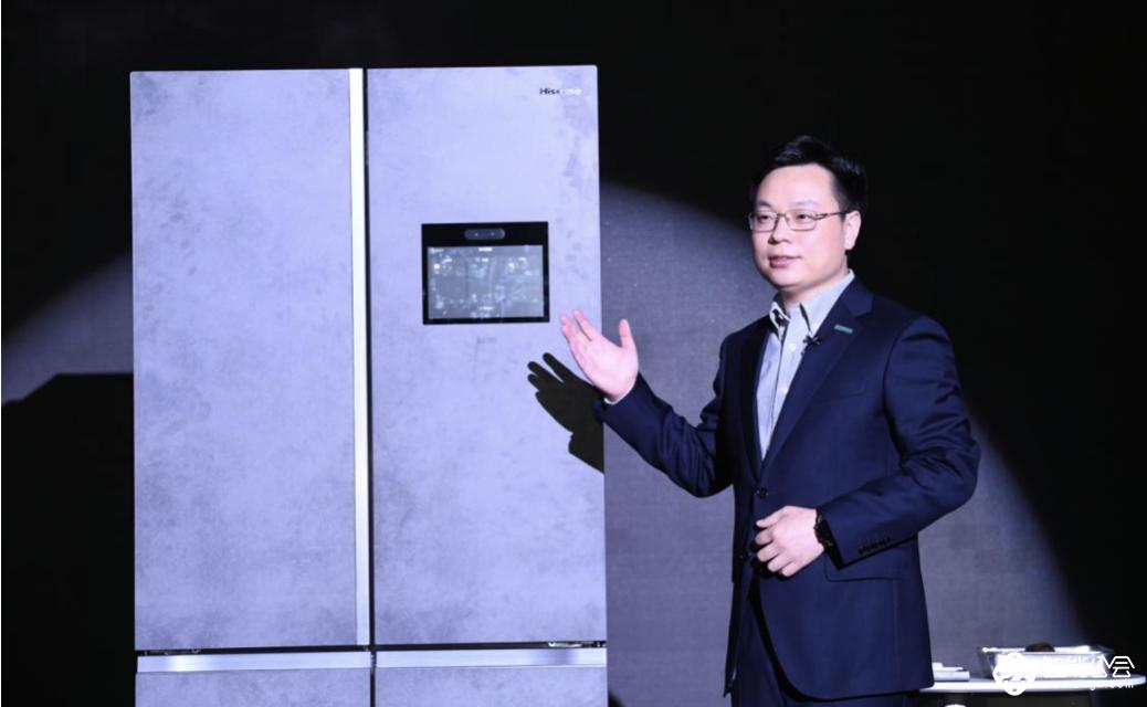 解决消费痛点 海信推出全球首款全域RFID食材管理冰箱  智能公会