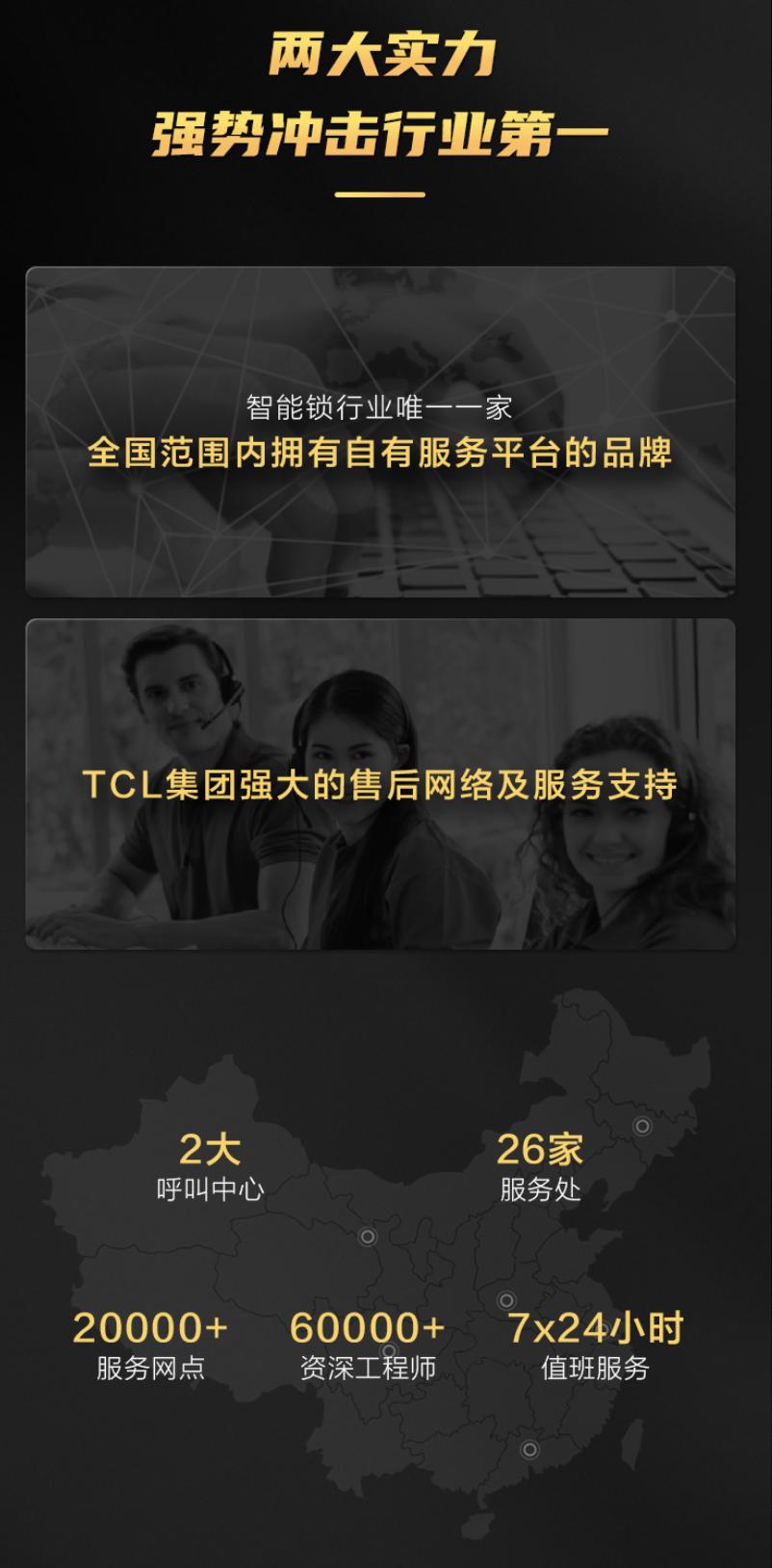 一键式无忧服务 TCL智能锁售后服务升级引领用户新体验 智能公会