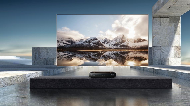 6年4款革命性100吋激光电视,海信领跑高端大屏 智能公会