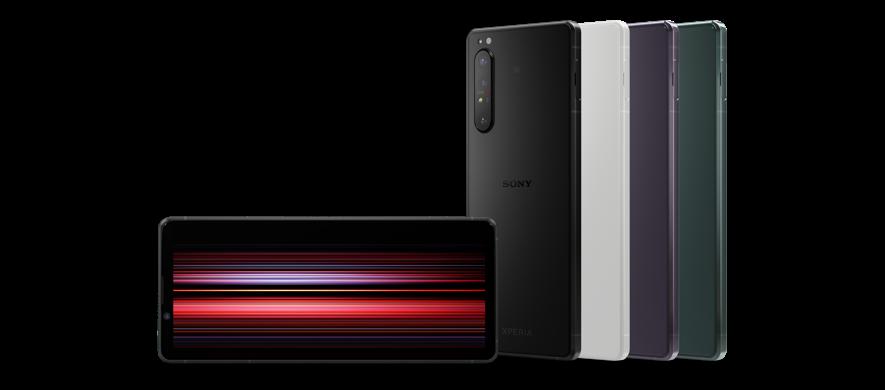 像微单操作的5G手机!索尼Xperia 1 II 和 Xperia 5 II 发布 智能公会
