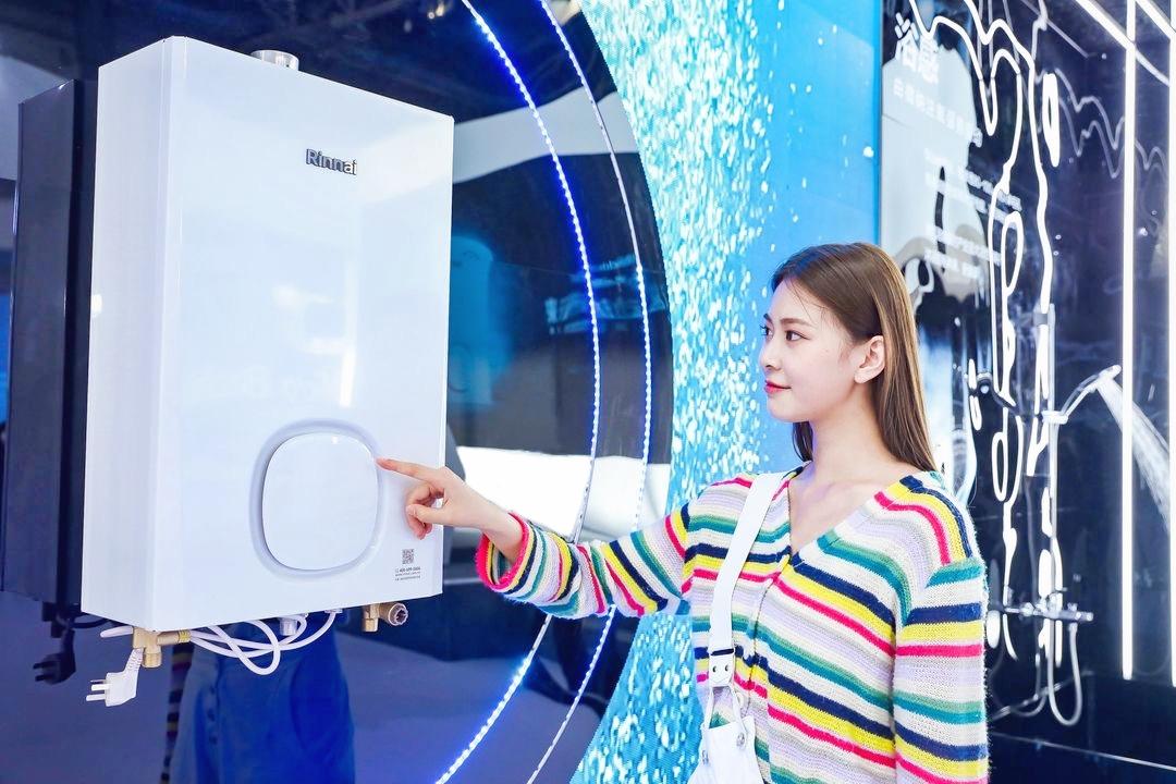 林内发布Micro Bubble微纳活氧热水器 开启健康沐浴新时代 智能公会
